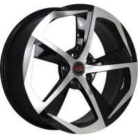 LegeArtis Concept-H507 8x19/5x114.3 ET45 D64.1 BKF