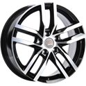 LegeArtis Concept-VW502 6.5x16/5x112 ET50 D57.1 BKF
