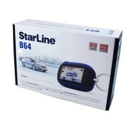 Сигнализация с обратной связью StarLine B64 2CAN 2SLAVE