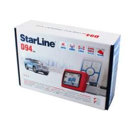 Сигнализация с автозапуском для внедорожников StarLine D94 2CAN GSM-GPS 2SLAVE