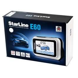 Сигнализация с обратной связью StarLine E60