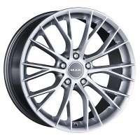 MAK Munchen 8.5x19/5x120 ET30 D72.6 Silver
