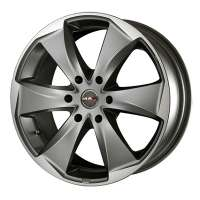 MAK Raptor6 9x20/6x139.7 ET20 D112 Graphite Mirror Face