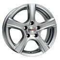MAK Scorpio 6.5x16/5x105 ET39 D56.6 Silver GG