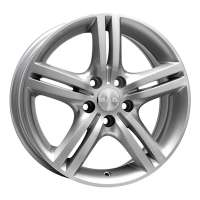 MAK Veloce Italia 7x17/5x114.3 ET40 D76 Silver