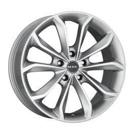 MAK Xenon 9x18/5x150 ET48 D110.2 Hyper Silver
